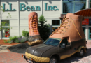 L.L. Bean Has an Invisible Advertisement that Can Only Be Read Here