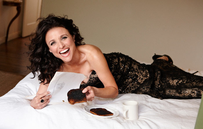 Julia Louis-Dreyfus Fights Breast Cancer with a Roar