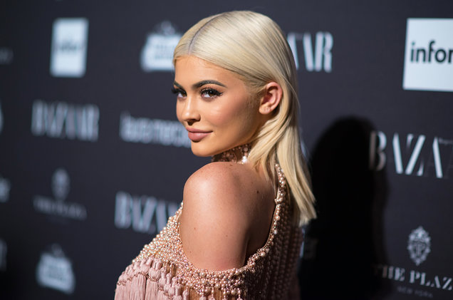 This is what Kylie Jenner Named her Baby Daughter
