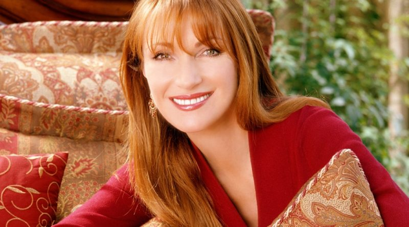 67-Year Old Jane Seymour Poses for Playboy
