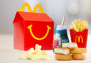 McDonald's and Walt Disney Form Happy Meal Promotion Partnership