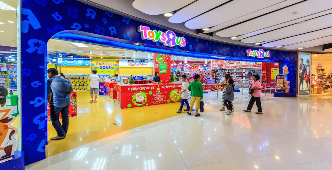 Toys R Us May Officially Be Going Out Of Business Wall Street Nation