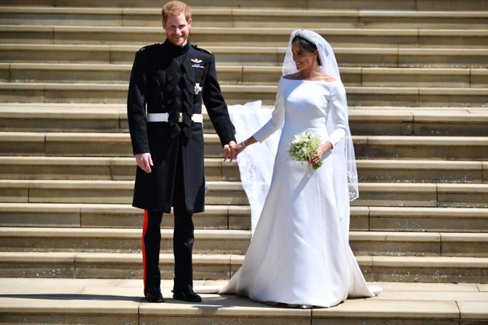c0354d7c11b This is How Much Meghan Markle s Wedding Gown Costs - Wall Street Nation