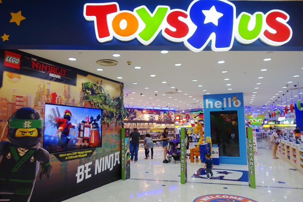 Toys R Us Stores Close For Good Wall Street Nation