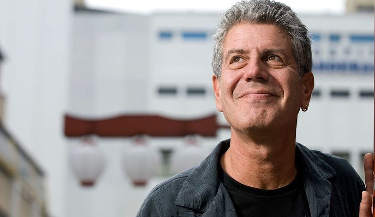 Anthony Bourdain Left Most of His Estate to This Person