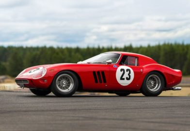 This Ferrari Just Became The Most Expensive Car Ever Sold At Auction