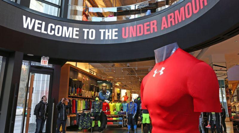 Under Armour is Slashing 3% of its Workforce Around the World