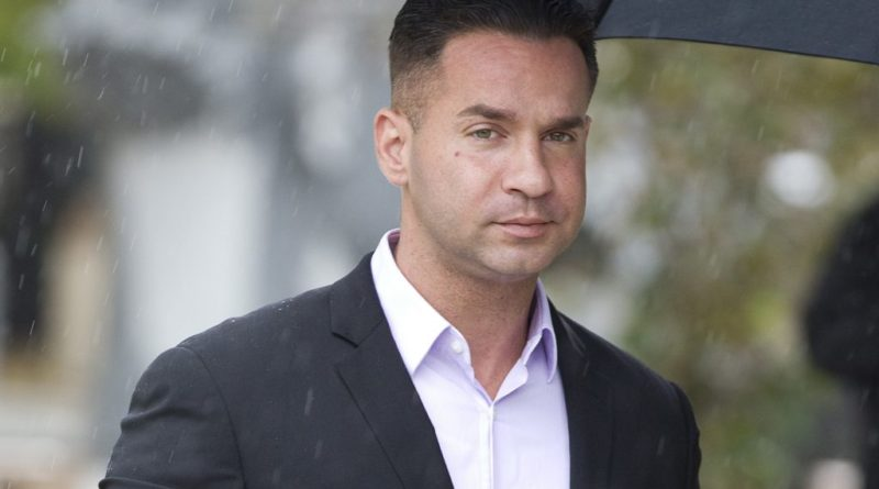 'Jersey Shore' Cast Member Receives 8-month Sentence for Tax Offenses