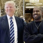 Kanye West Rambles On About his Love for Trump Again