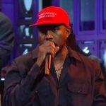 Kanye West Enrages Everyone Except President Trump on SNL