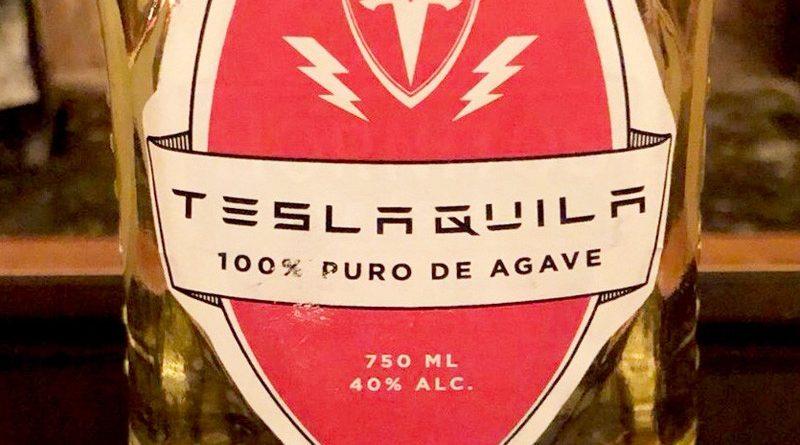 "Tesla Files for Trademark of ""Teslaquila"""
