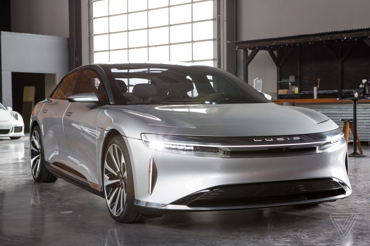 LG Chemical Will be Supplying Lucid With Electric Vehicles ...